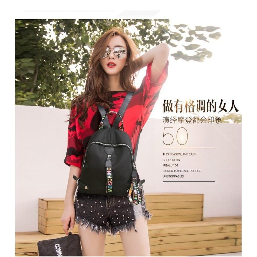 ... Tas Ransel Backpack ABG Remaja Wanita Import Korea CS-BP 11 - 4 ...