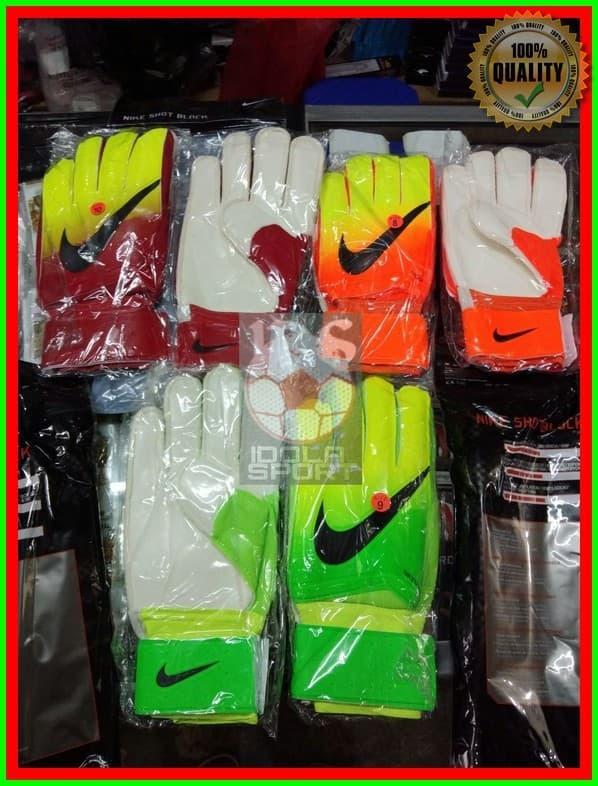 [PROMO] Sarung Tangan Bola Dan Futsal Nike Tulang (Fingersave)