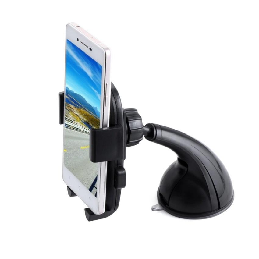 ... One Touch Car Holder HP GPS untuk kaca Mobil Dudukan Handphone 5