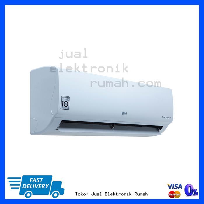 ORIGINAL - AC LG ECO Inverter 1/2 PK 460 Watt T6EMV Free Ongkir Jakarta