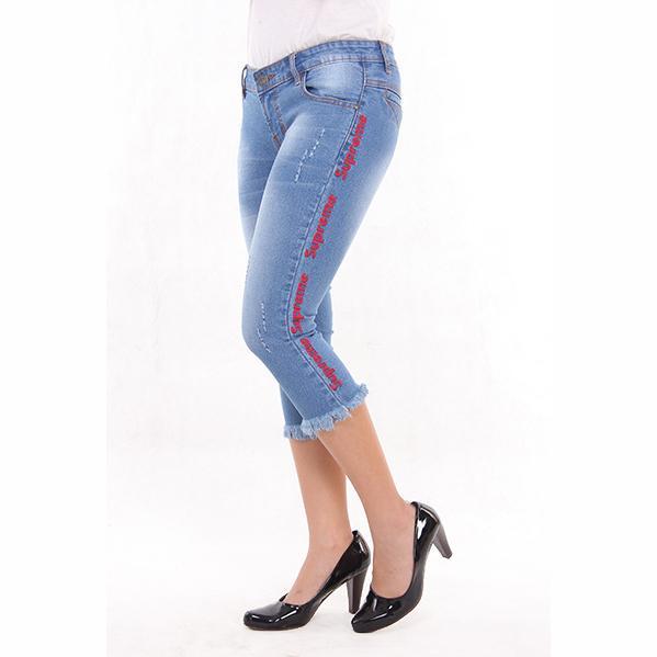 Cek 7 8 Bordir Bahan Jeans Stretch 6081 Dan Harga Terkini - Daftar ... 40357b1432