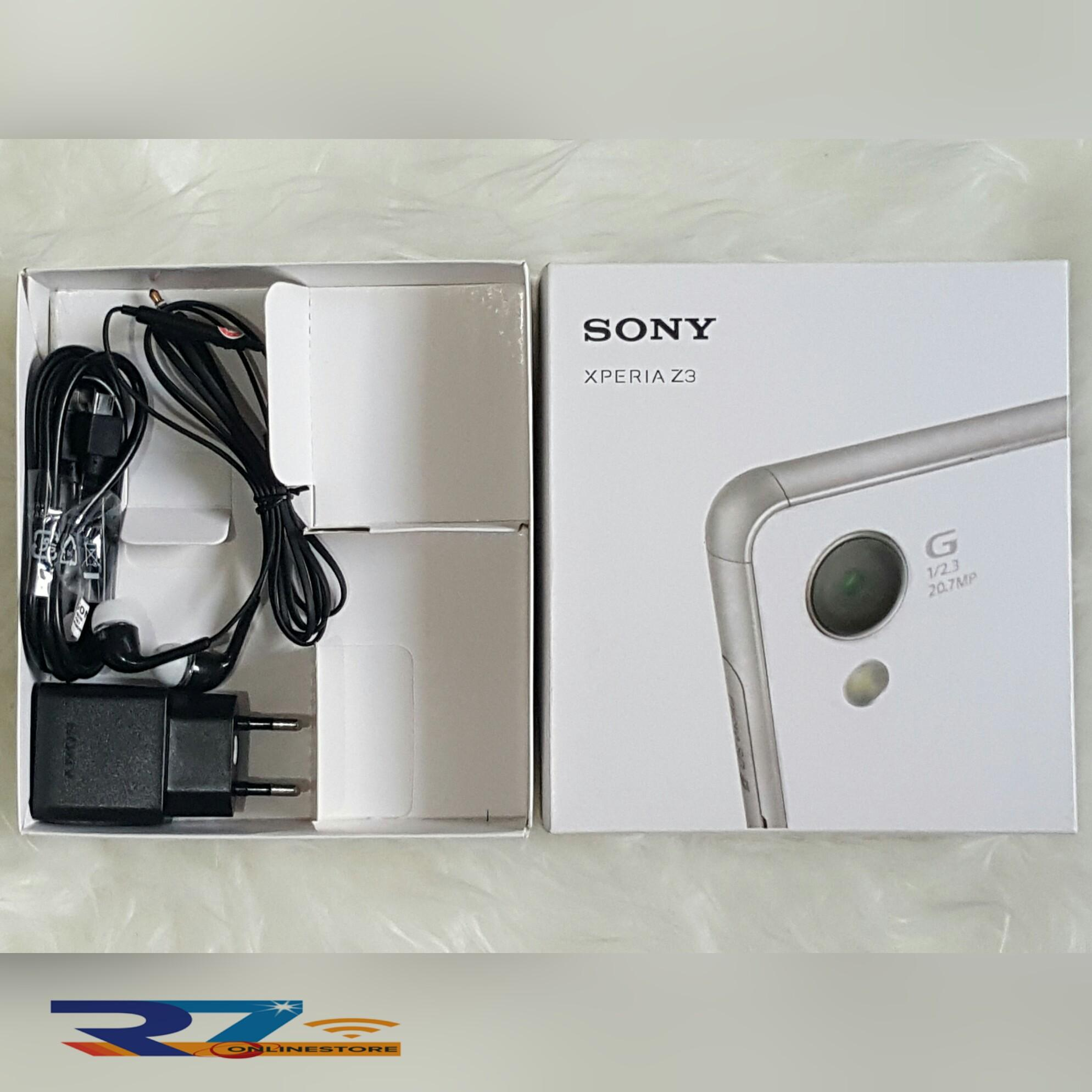 Kelebihan Dus Sony Xperia Z3 Compact Terkini Daftar Harga Dan Tempered Glass Anti Gores Kaca Mini Box Kotak Full Set