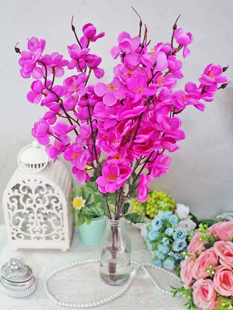 Fitur Bunga Sakura Artifisial Vas Bunga Plastik Dan Harga Terbaru ... dcb7187b3f
