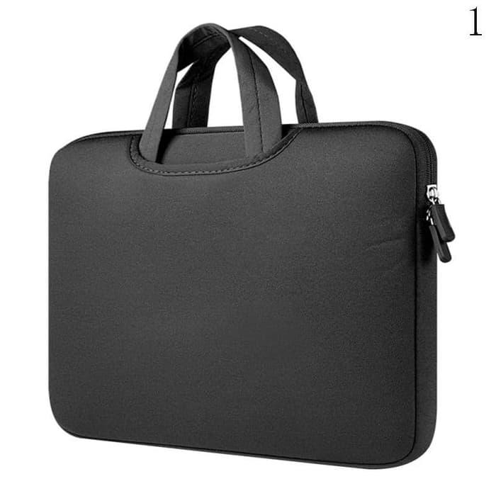 Tas Laptop Softcase Jinjing Imported Foam Neoprene 14 inch