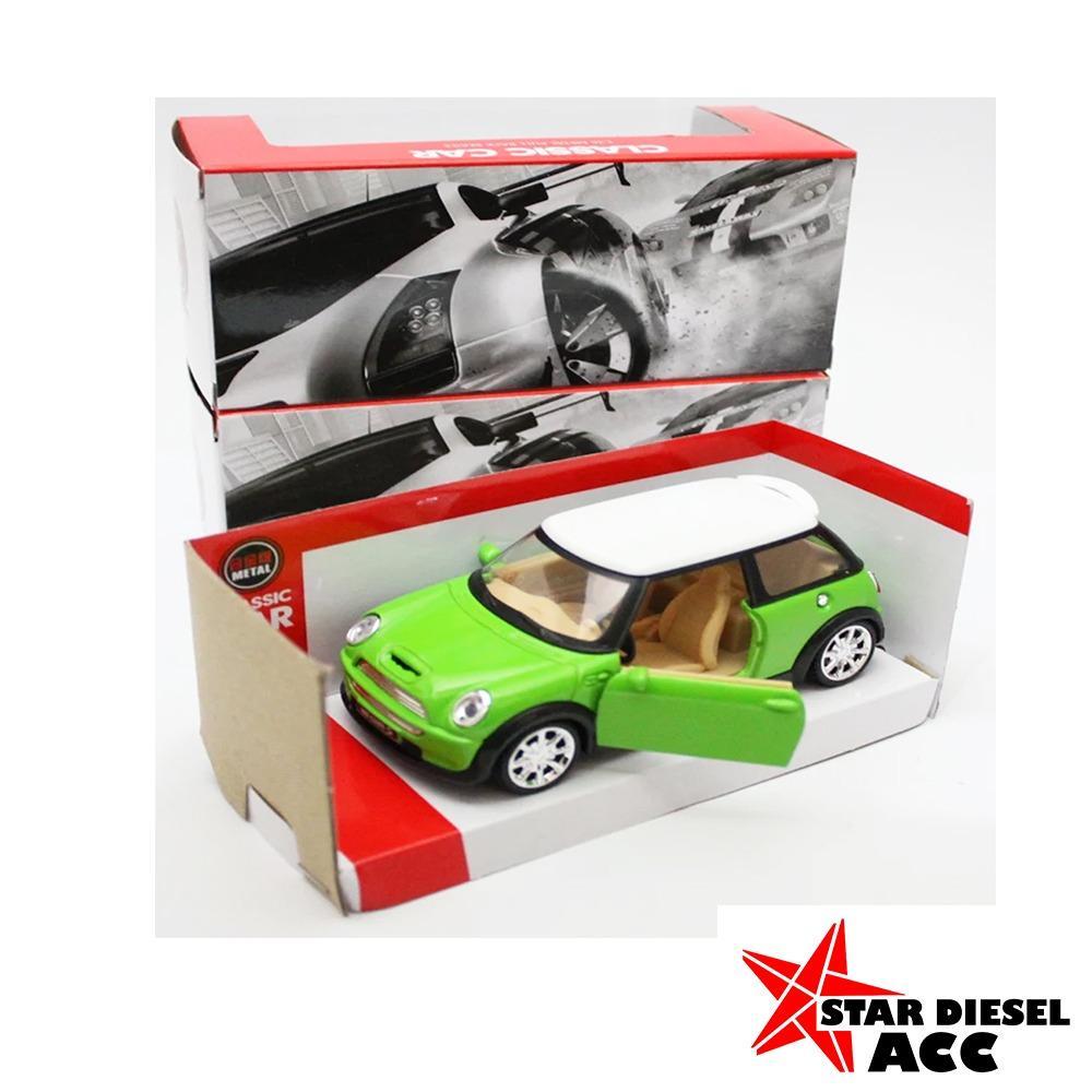 Spesifikasi Star Diesel Parfum Mobil Mini Cooper Hijau Lengkap Dengan Harga