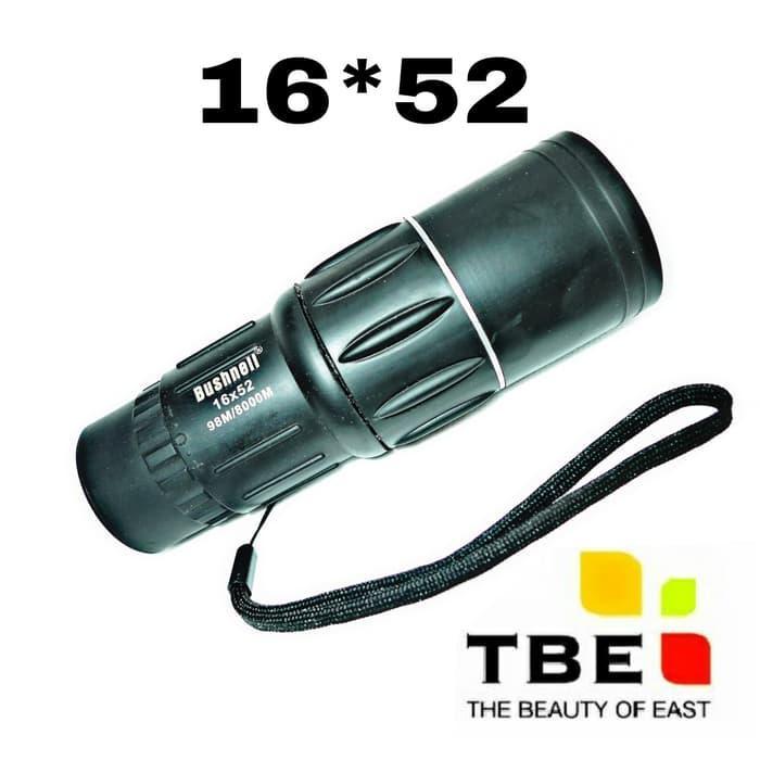 TEROPONG 16 X 52 TELESKOP MONOCULAR BUSHNELL TEROPONG JARAK JAUH TBE ...