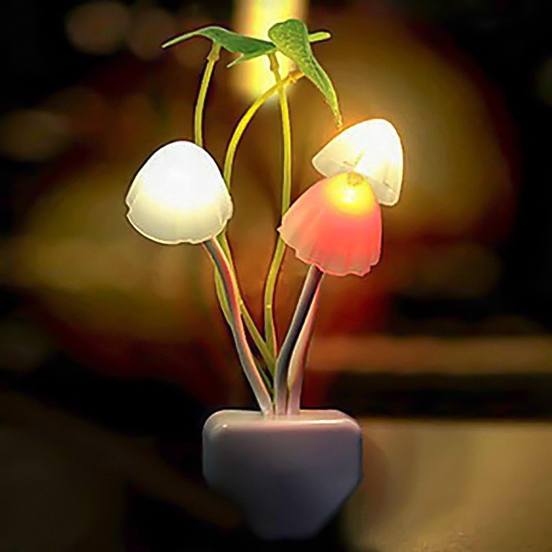 Lampu Tidur LED Lampu Jamur Lampu