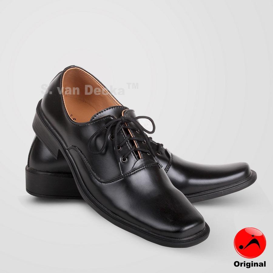 Obral Sepatu Formal Pria S Van Decka Tk016 Murah
