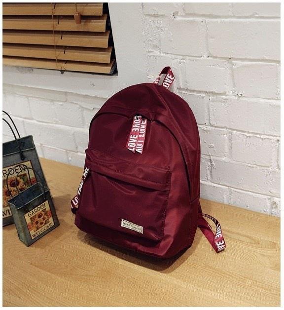Tas Ransel / Backpack Punggung Wanita Remaja Import CS-BN 01