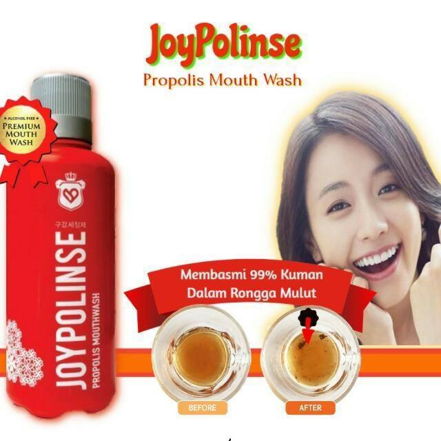 Beli Joypolince Penghilang Bau Mulut Obat Sariawan Kredit