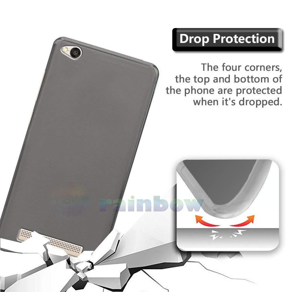 Rainbow Hard Case Baby Skin Xiaomi Redmi 4A Silky Case Anti Slip /