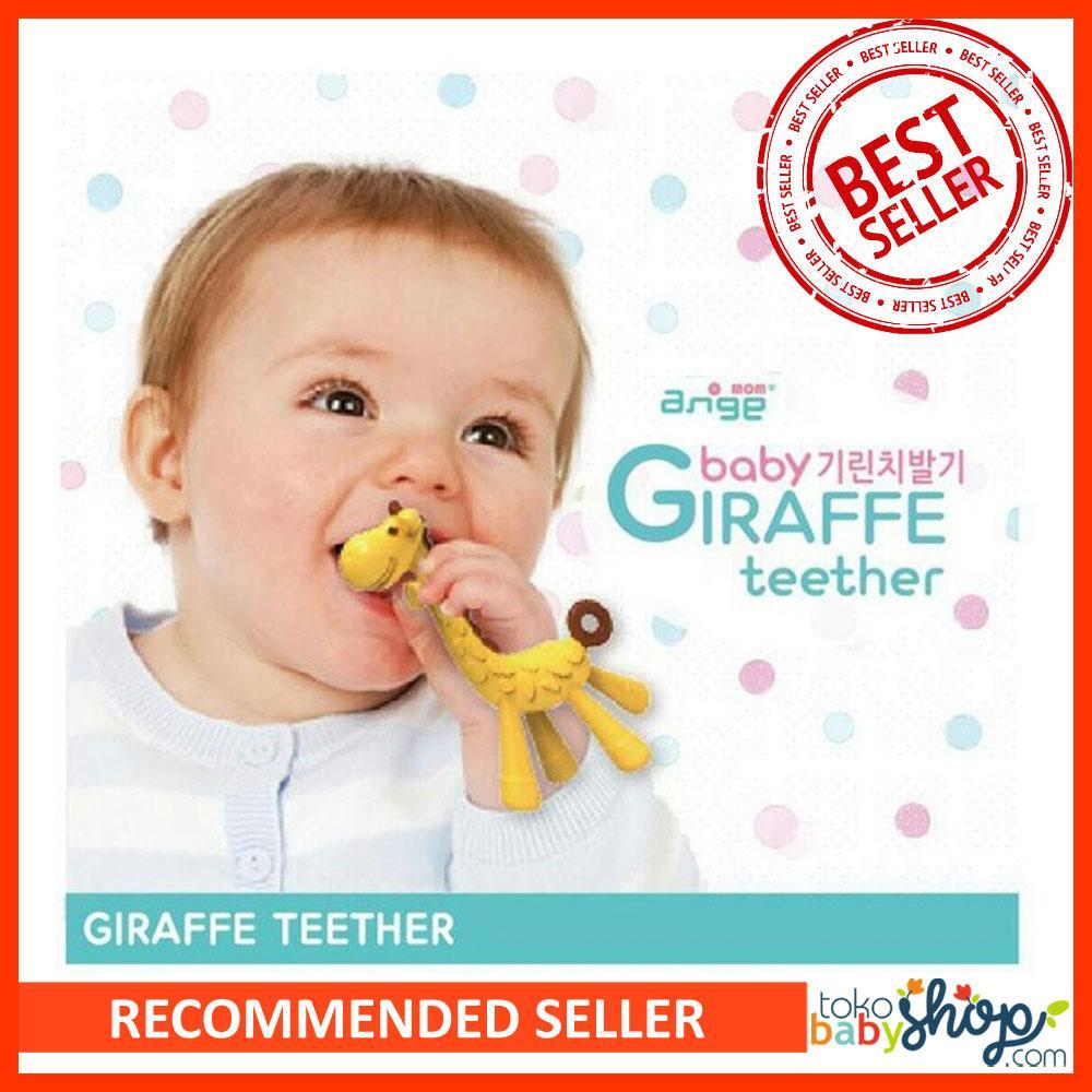 Gigitan Bayi Ange Giraffe Teether