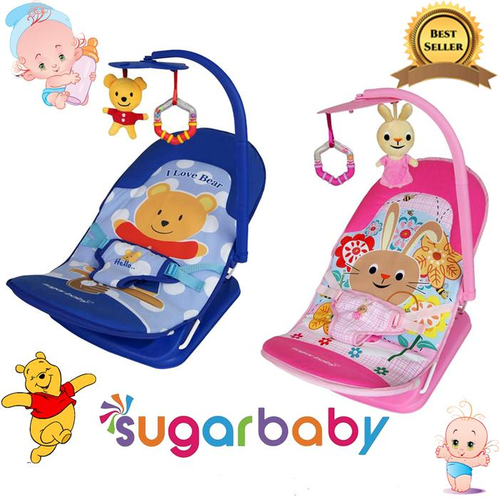 Babyelle Fold Up Infant Seat With Melodies And Soothing Vibrations - Baby Elle Kursi Lipat Bayi. Source · Kebutuhan bayi Bouncer Infant Seat Sugar Baby ...