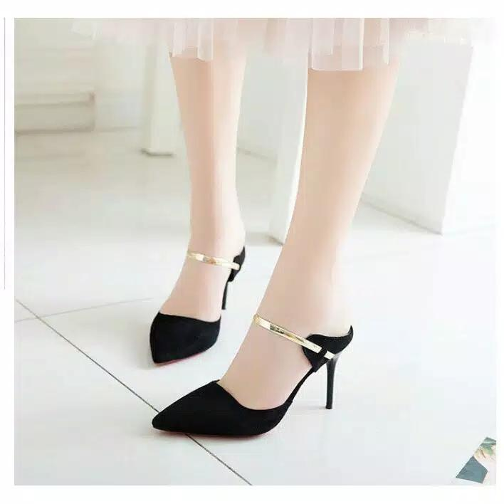 High Heels Murah Cantik Pesta H Kokop Sn30 Putih - Smart4K Design Ideas 3b28865681