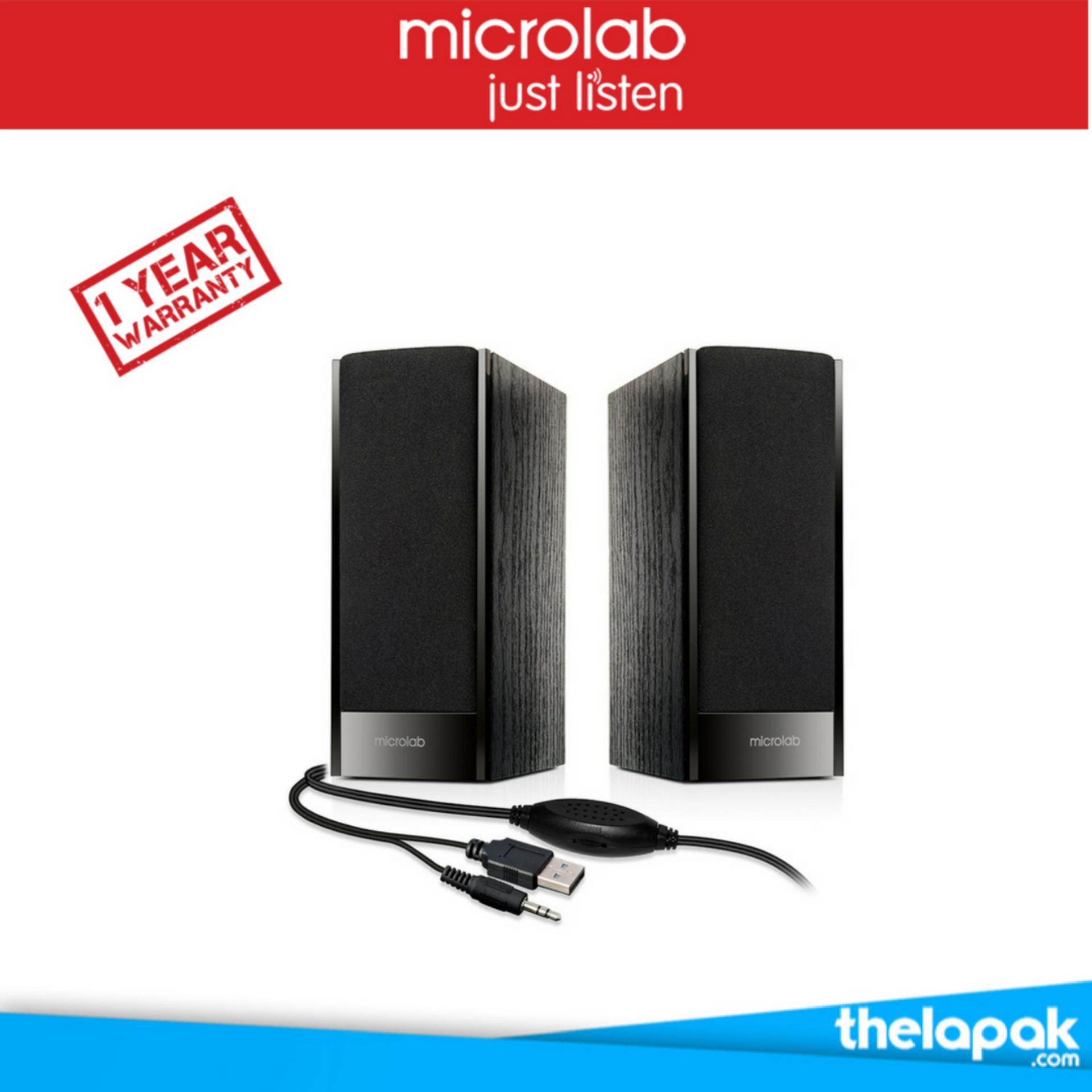 Review Microlab B56 Portable Speaker Di Indonesia