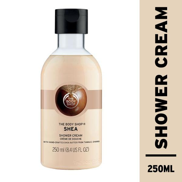 Ulasan The Body Shop Shea Shower Cream 250Ml