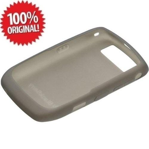 Blackberry Original Silicon Case Blackberry Curve 8900 - Gray