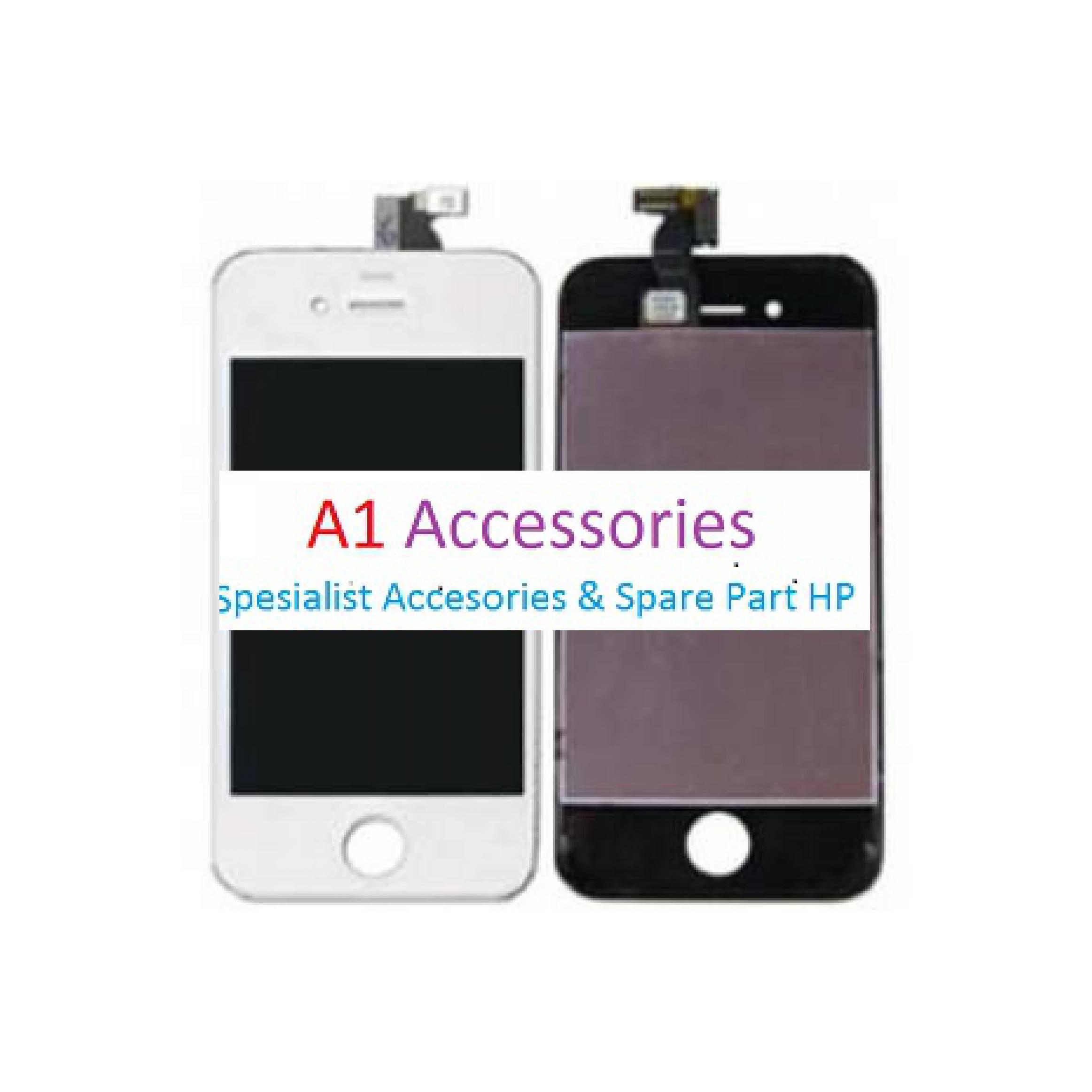 LCD + Touch Screen iPhone 4 ( Black / White Screen Original ) - CDMA