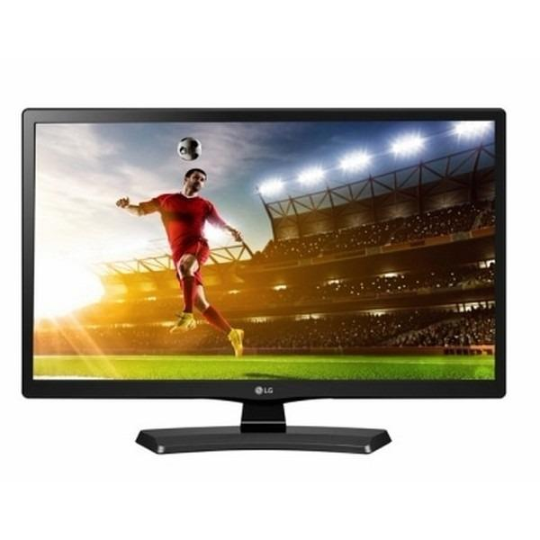 Monitor LG LED TV LG 24 Inch 24MT48AF-PT / 24MT48 Monitor+TV USB Movie HD ORI