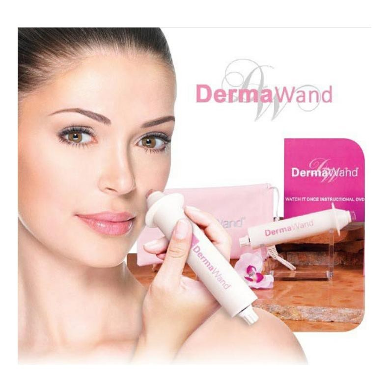 DermaWand Skin Care - ORIGINAL - Facial Treatment /Setrika Wajah /Perawatan & Pembersih Kulit Wajah