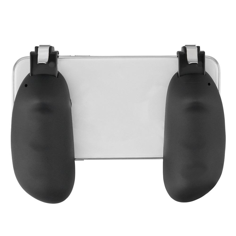 Paket L1R1 Gamepad R8S PREMIUM Trigger PUBG L1 R1 ROS Fire Button - Tidak Menghalangi Layar - 3