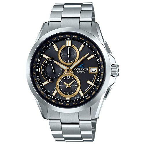 CASIO watches Oceanus Classic Line Solar radio OCW-T2600-1A3JF Men's