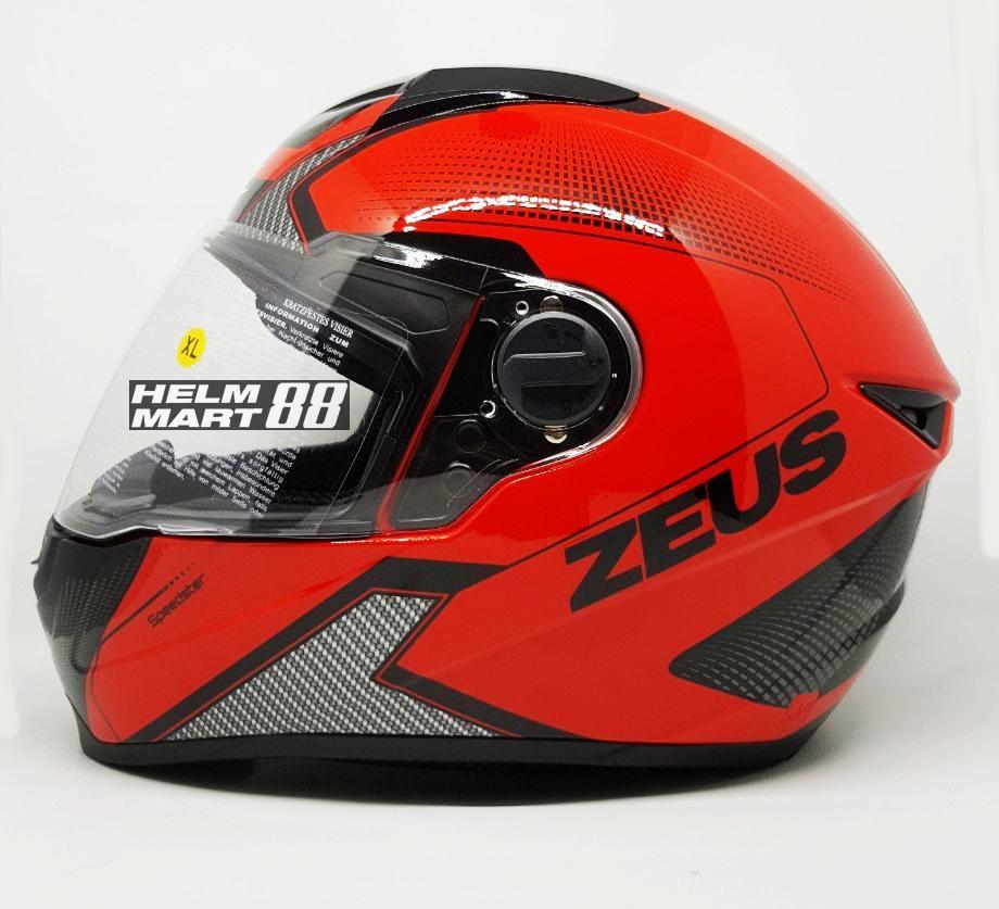Helm Zeus 811 AL6 Helm Full Face ZS811 - 4