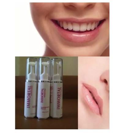 Detail Gambar Pemerah Bibir Permanen Alami Immortal Essential Intense Pink Lip Original BPOM - Pemerah bibir