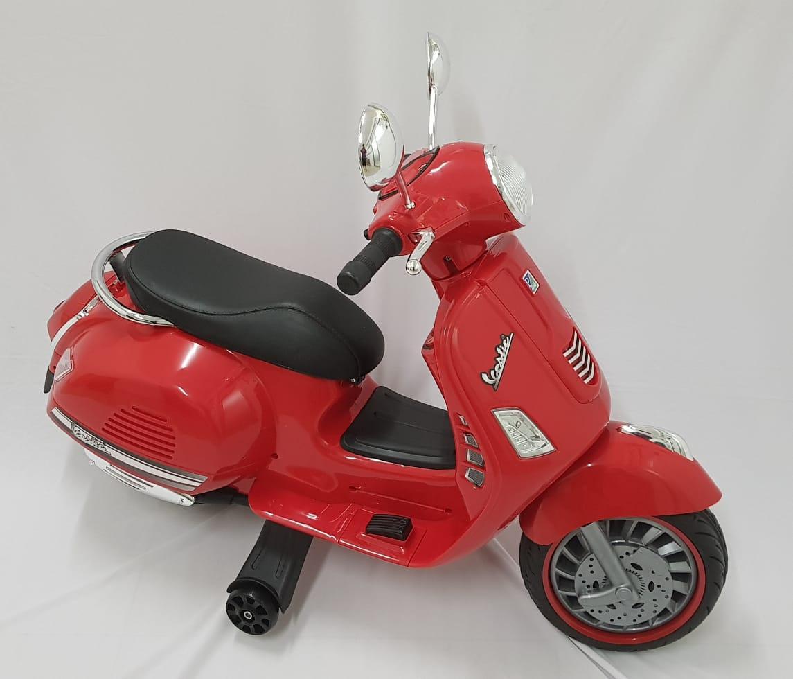 Fitur Vespa Mini Mainan Motor Vespa Anak Dorong Sarimin Klasik Roda