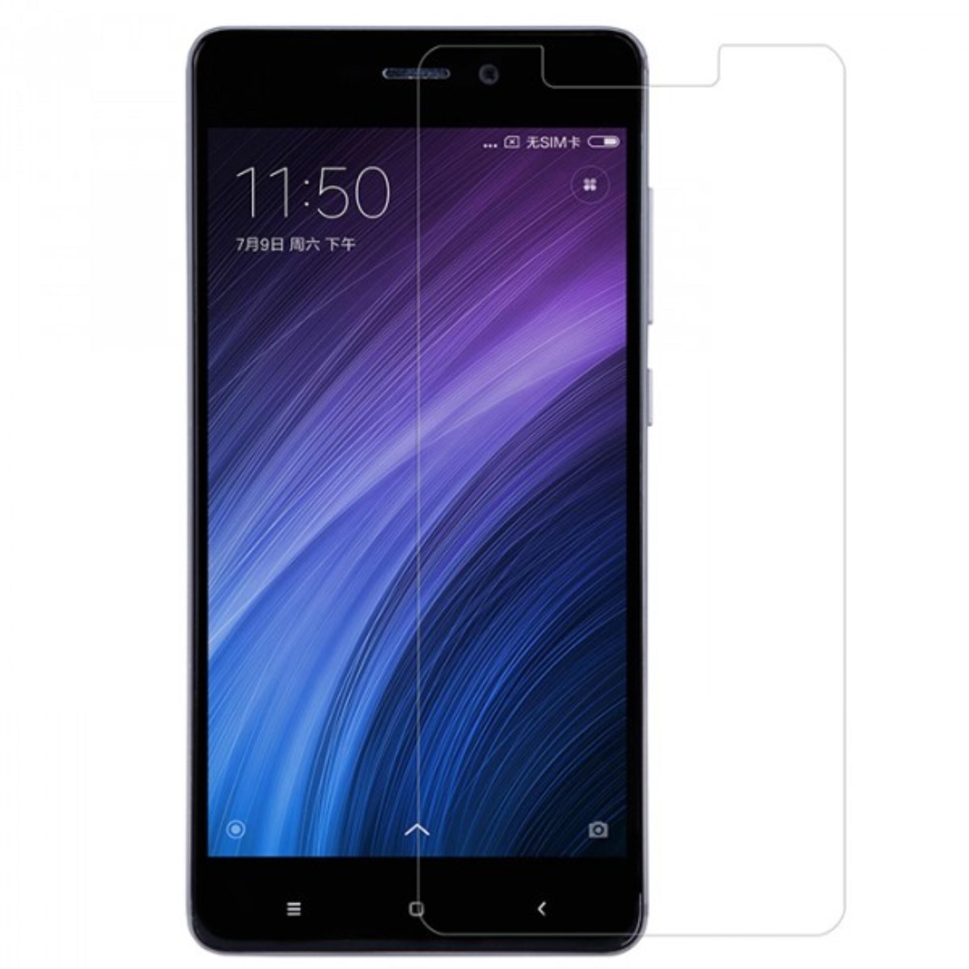 Tempered Glass For Xiaomi Redmi 4s / Redmi 4 Prime (Flash di Kiri) Anti