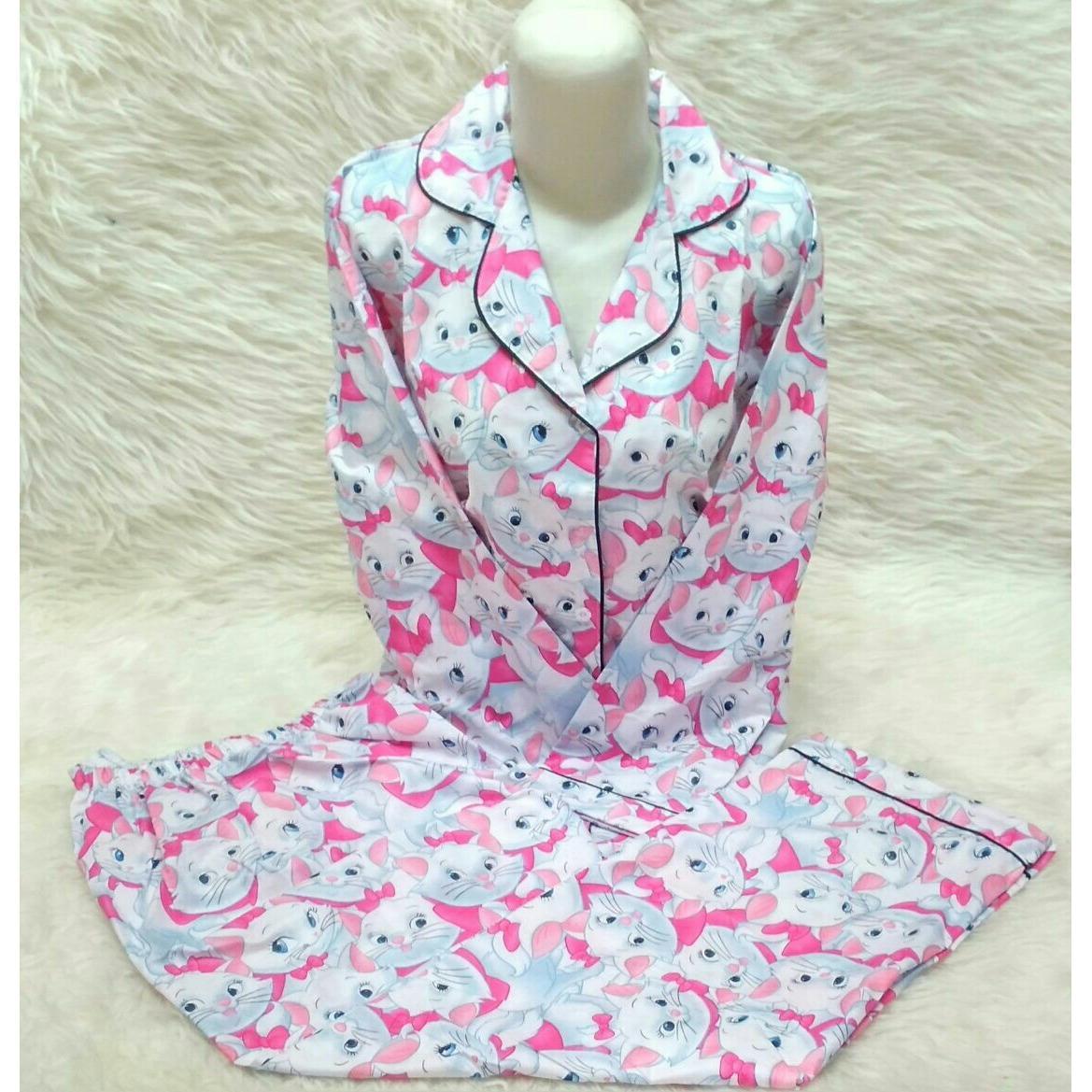 Spesifikasi Lunashop Fashion Wanita Model Baju Tidur Corak Gambar Panjang Murah