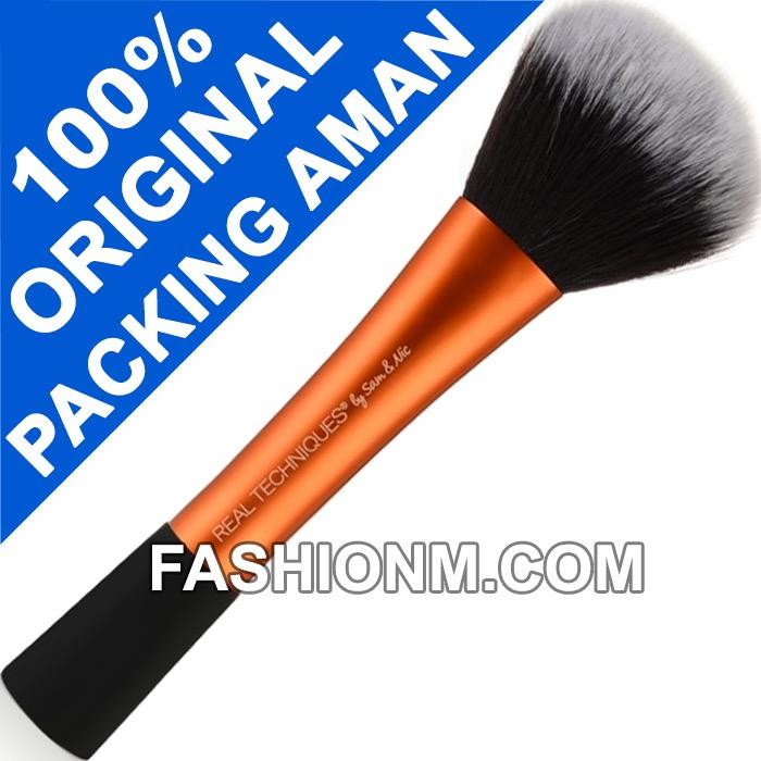 Ulasan Real Techniques Powder Brush With Packaging 01401