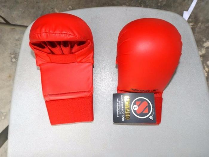 Hand Protector Sarung Tangan Karate SENKAIDO Original