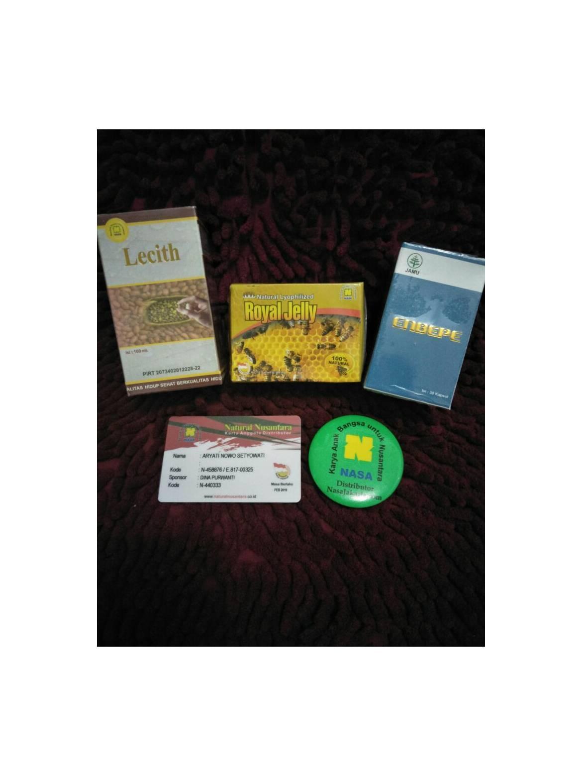 Obat Strok Nasa/Darah Tinggi/Obat Pikun/Agen Nasa Jakarta 1