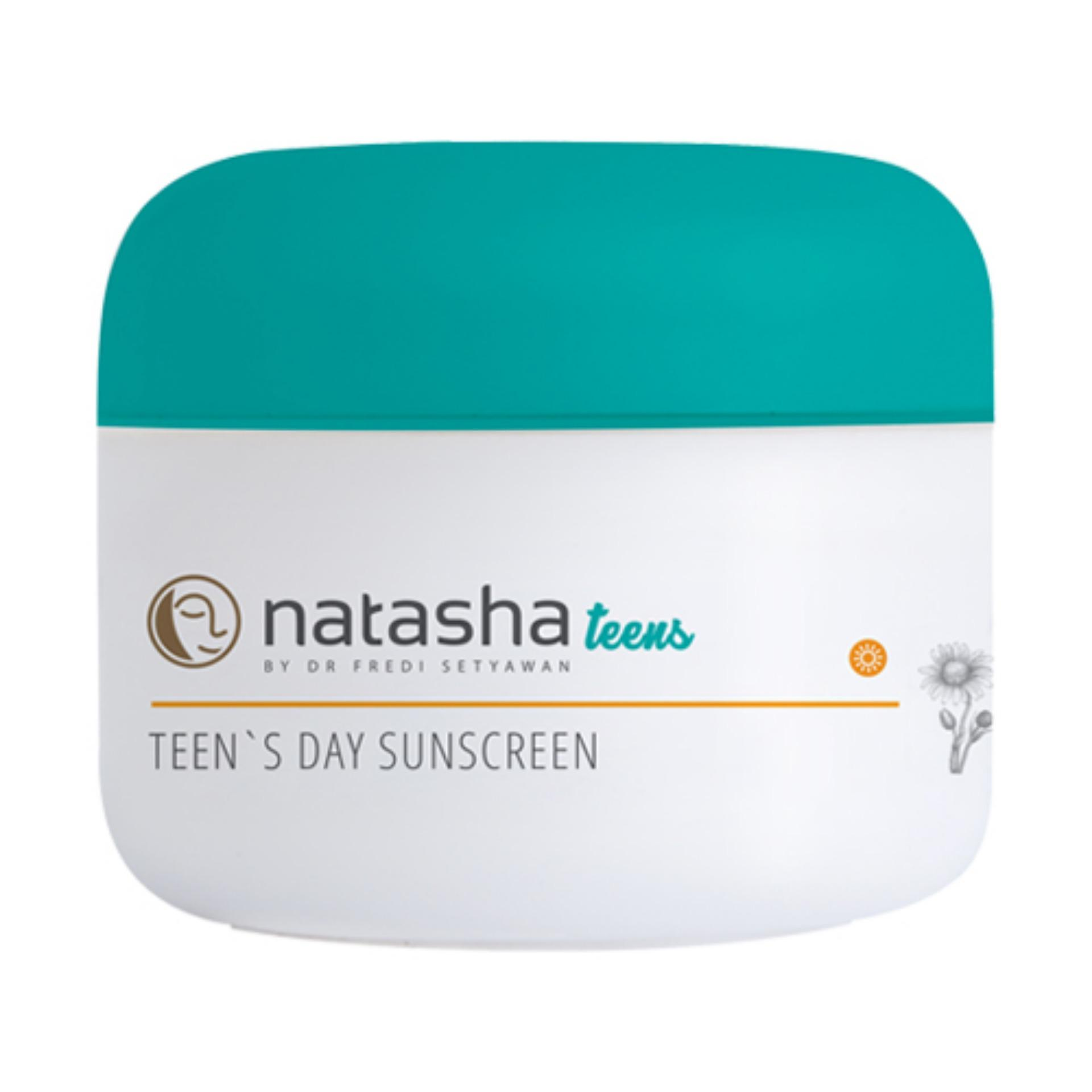 Natasha by dr Fredi Setyawan Teen's Day Sunscreen