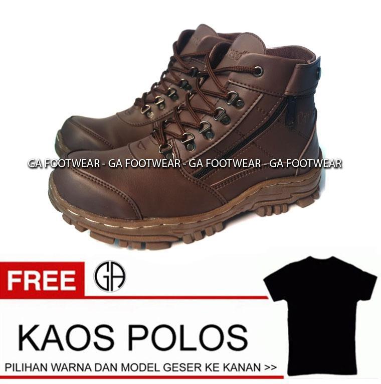 GA sepatu boots pria   sepatu kasual kanvas   sepatu sneaker pria   sepatu  pria   b4270bee9b
