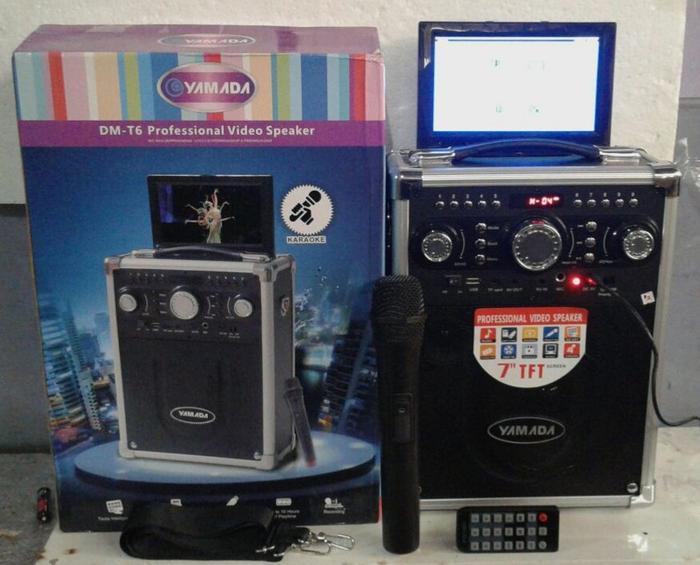 Rekomendasi Termurah Speaker meeting wireless yamada DM T6