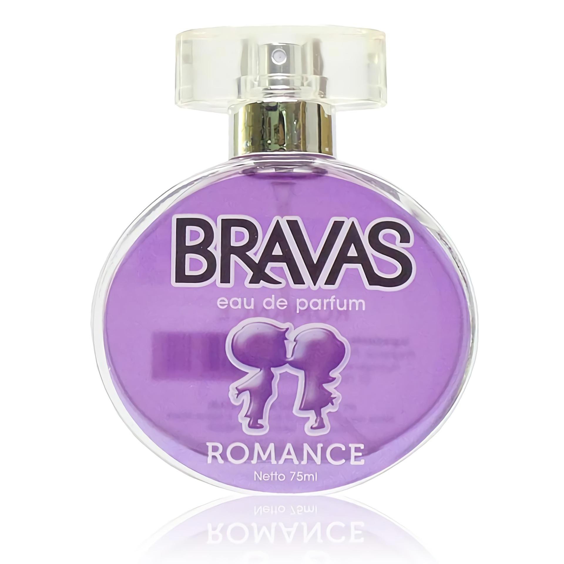 Lihat Parfum Bravas Romance Parfume Eau De 75 Ml Ungu Dan Zwitsbaby Original Perfume Xx Ct 670149