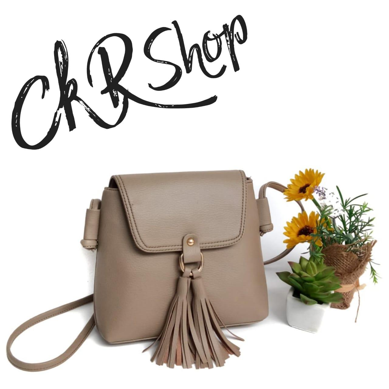CKR Shop - Khalisa Tas Wanita Tas Selempang Sling Bag