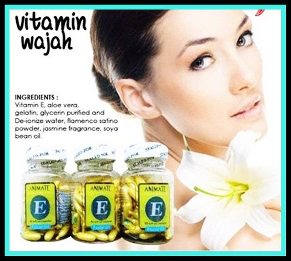 Animate - Serum Vitamin Wajah Aloe Vera Facial Oil