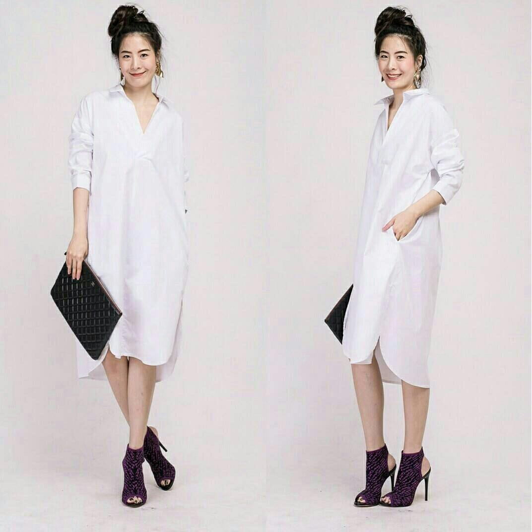 JUMBO FASHION BLOUSE TUNIK KEMEJA BIG SIZE XXXLIDR111750. Rp 111.750. Source · XXL /