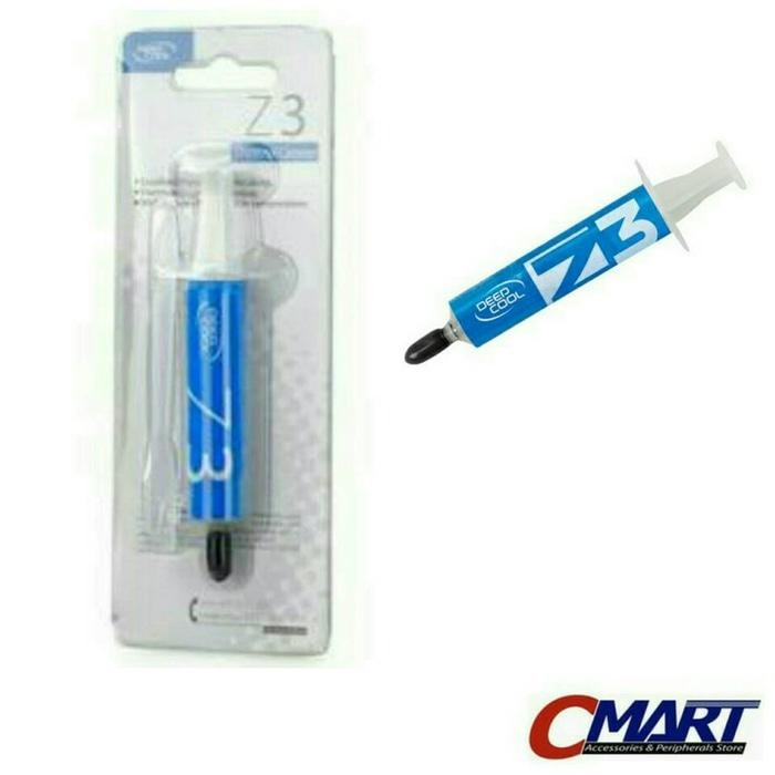 DEEP COOL Z3 Thermal Compound Grease Paste ORIGINAL