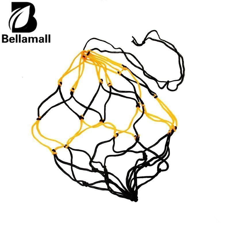 ... Bellamall 5 Pcs Nylon Portable Bag Ball Bersih Tas untuk Bola Basket Sepak Bola-Intl ...