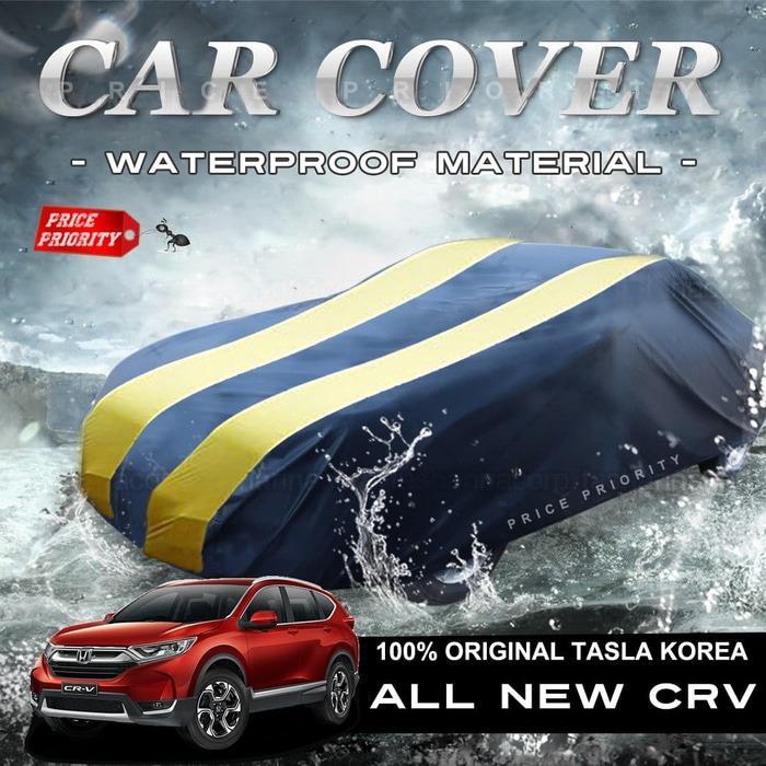 Cover Mobil CRV Waterproof / Sarung Mobil CRV / Penutup Mobil CRV