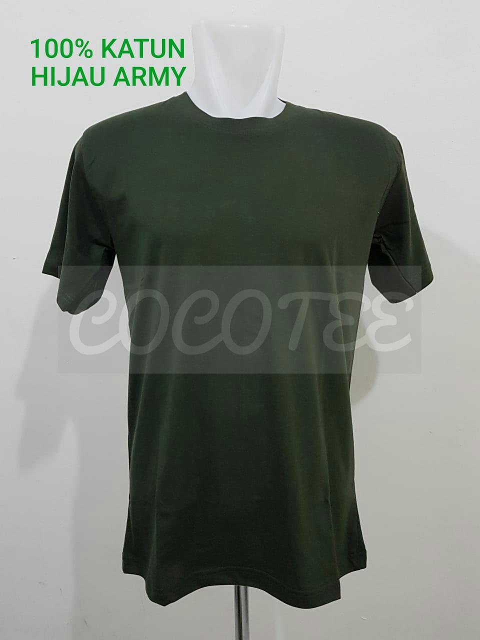 ... Kaos Polos Jumbo Size 100% Katun Combed 30s Oneck Tangan Pendek Size 5XL - 3 ...