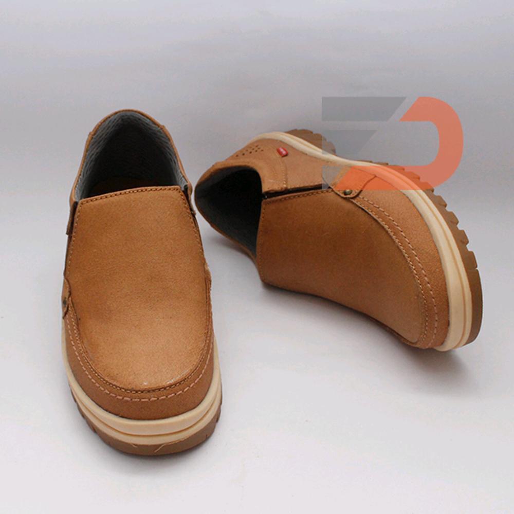 Promo Sepatu Casual Kulit Sapi Asli X24 Murah
