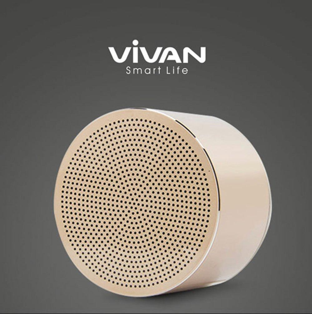 Kelebihan Vivan Dekstop Bluetooth Speaker Vsb810 Hitam Terkini Leather Black Vsb630 V42 Metal Gold