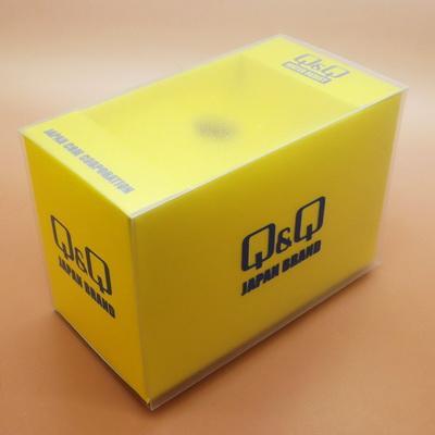 Jam Tangan Wanita Q&Q VQ007 Digital Rubber Strap - 4