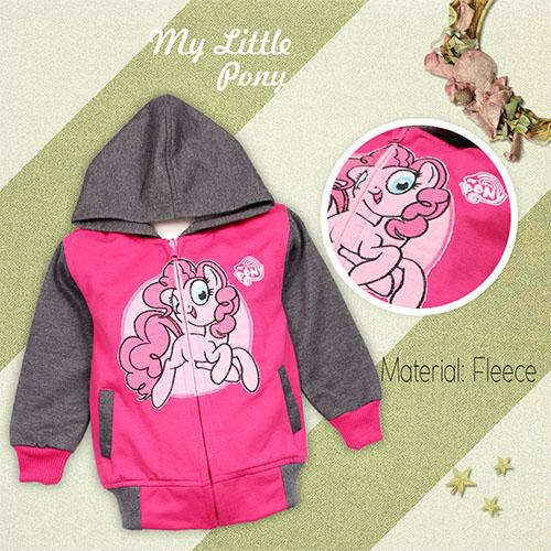 Jaket Anak Peremupan My Little Pony
