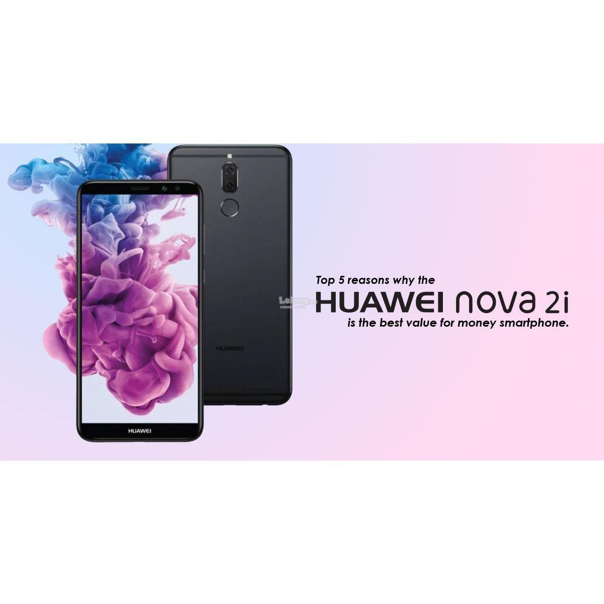 Huawei Nova 2i Brandnew Garansi RESMI